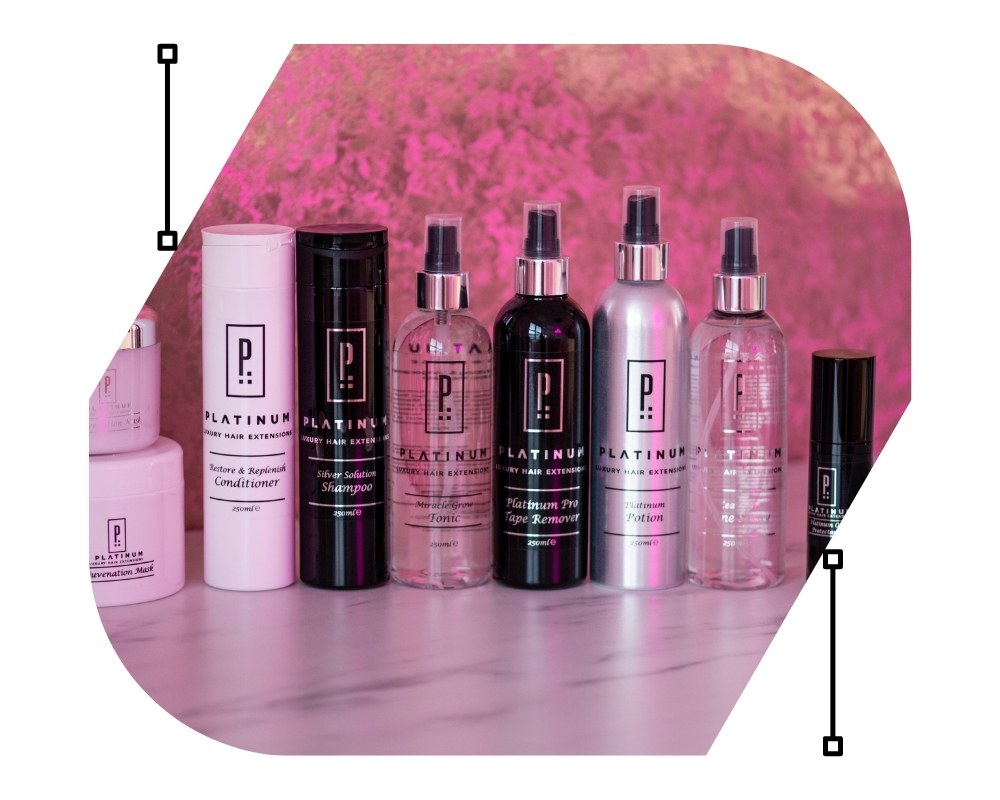 platinum hair care products